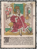 Matyáš Korvín (copyright Wikipedie)