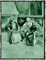 Aeneas Silvius Piccolomini a Jiří z Poděbrad