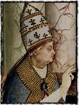 Papež Pius II. (Aeneas Silvius Piccolomini) (copyright Wikipedie)