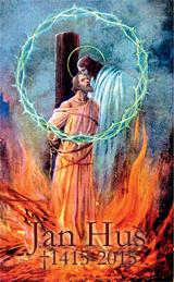 akce001 - 600 let od smrti mistra Jana Husa