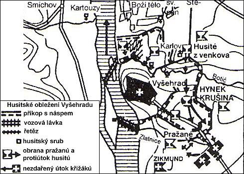 Bitva u Vyšehradu (01.11.1420)