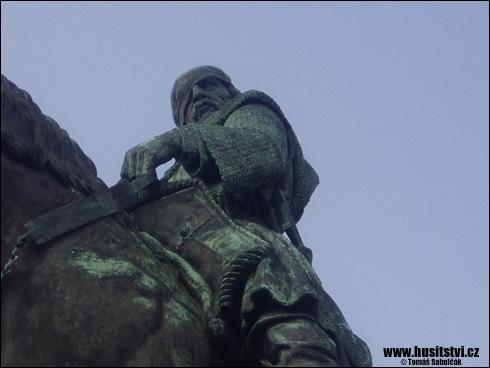 Praha (Žižkov) – památník vojevůdci Janu Žižkovi