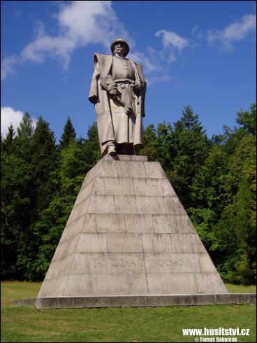 Trocnov – památník Jana Žižky
