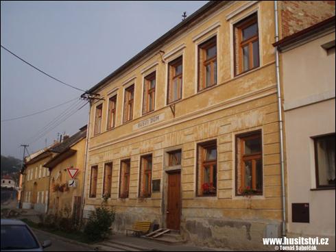 Volyně – Husův dům