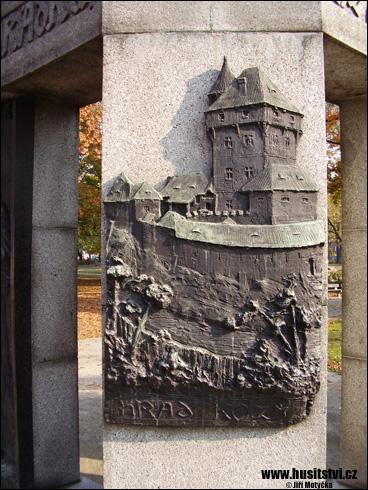 Tábor – památník Jana Husa