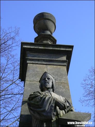 Lomnice nad Popelkou – památník Jana Husa