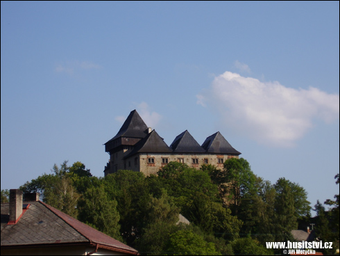 Lipnice nad Sázavou – hrad