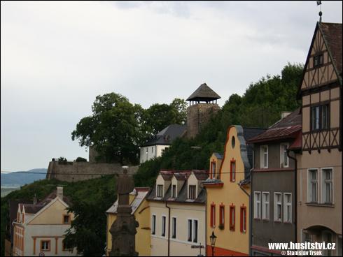 Krupka – hrad