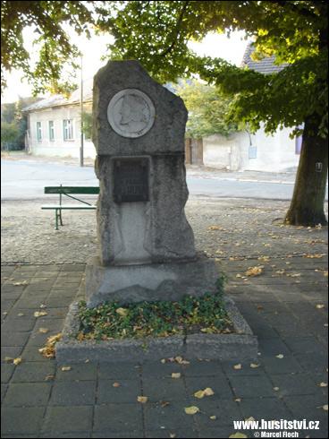 Libice nad Cidlinou – památník Jana Husa