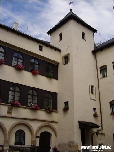 Rychmburk – hrad v r. 1425 dobytý husity