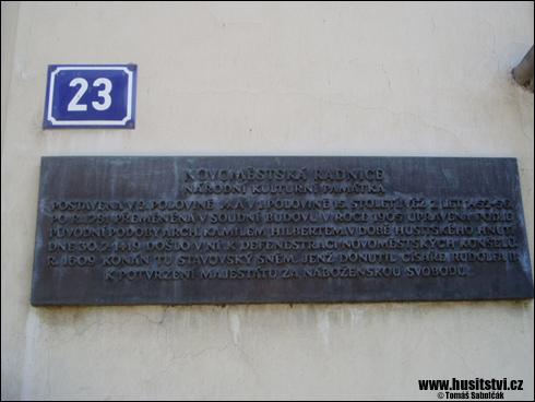 Praha – Novoměstská radnice