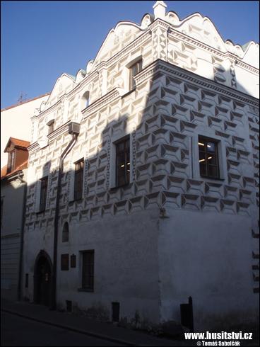 Prachatice – Husův dům
