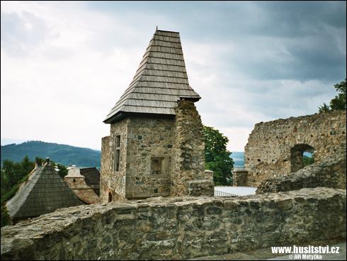 Klenová – hrad