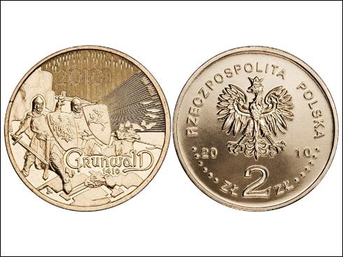 2 zł – Grunwald 1410 (2010)