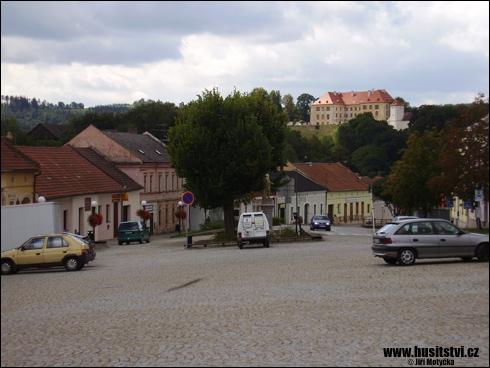 Kunštát – zámek (hrad)