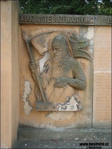 Žebrák – památník Jana Husa