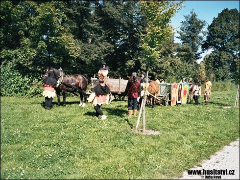 Husité před Plzní, ukázka dobývání z let 1433/34 (2010)