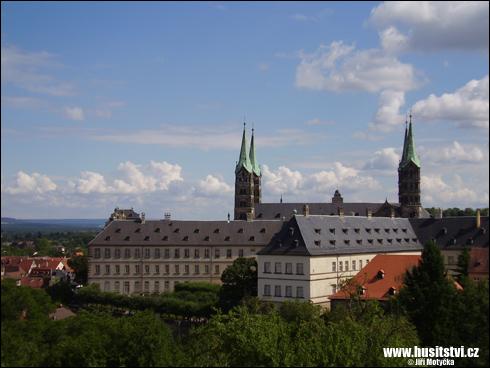 Bamberk (D) – po stopách husitské zahraniční výpravy 1429/30