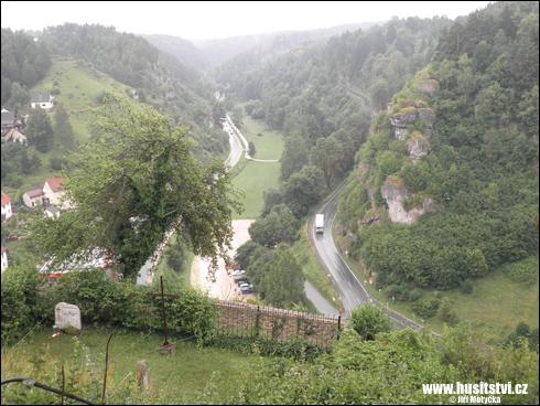 Pottenstein (D) – po stopách husitské zahraniční výpravy 1429/30