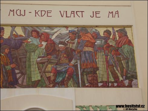 Pardubice – Východočeské divadlo (průčelí)