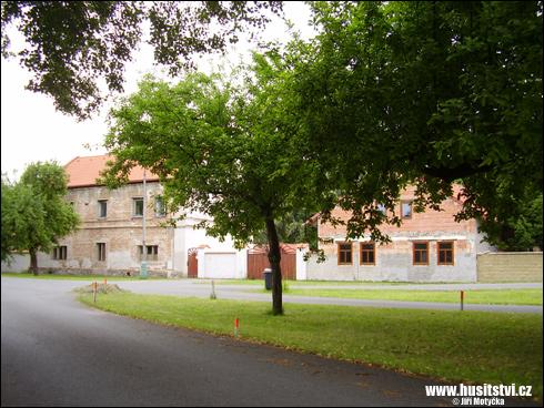 Sány – rodiště Jana Čapka ze Sán