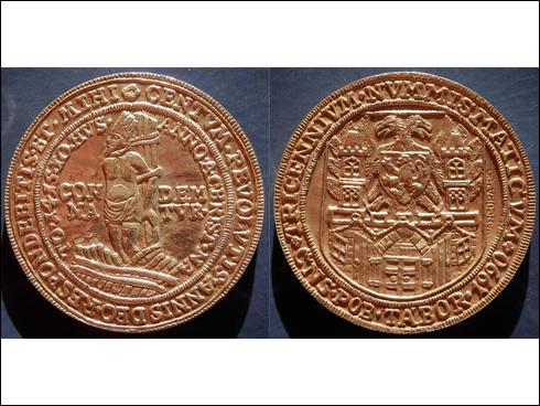 Medaile – Husův tolar, ČNS Tábor (1990)
