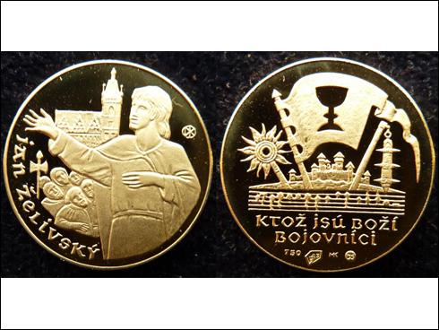 Pamětní medaile – Doby husitské (2004)