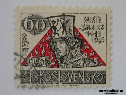 60 h – Kulturní výročí a události I., Mistr Jan Hus (1965)