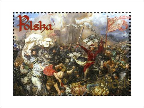8,30 zł - 600. výročí bitvy u Grunwaldu (2010)