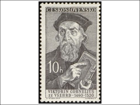 10 h – Kulturní osobnosti, Viktorin Kornel ze Všehrd 1460-1520 (1960)