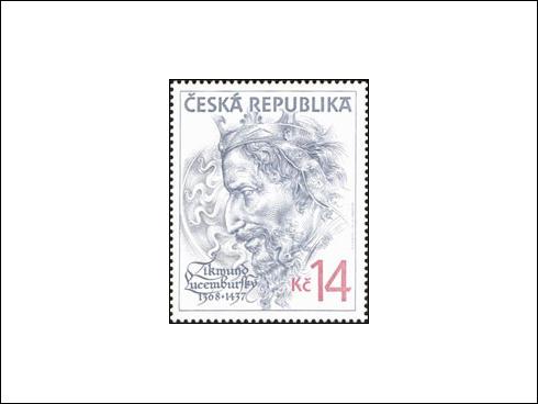 14 Kč – Lucemburská dynastie (1996)