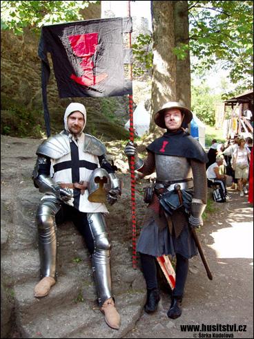 Středověké slavnosti na hradě Chojnik (PL, 2005)