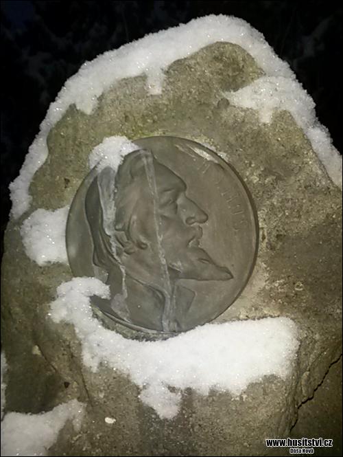 Kralovice (okr. Plzeň-sever) – památník Jana Husa