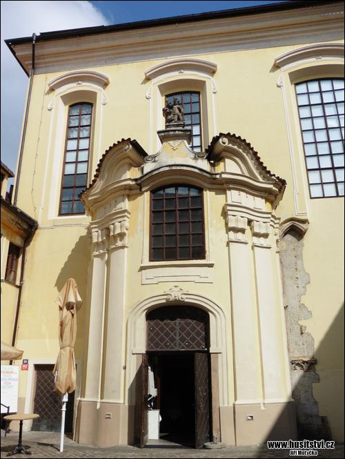 Praha - Kostel sv. Michala v Michalské ulici