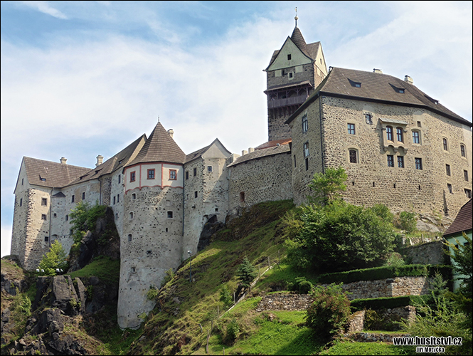 Loket – středověký hrad