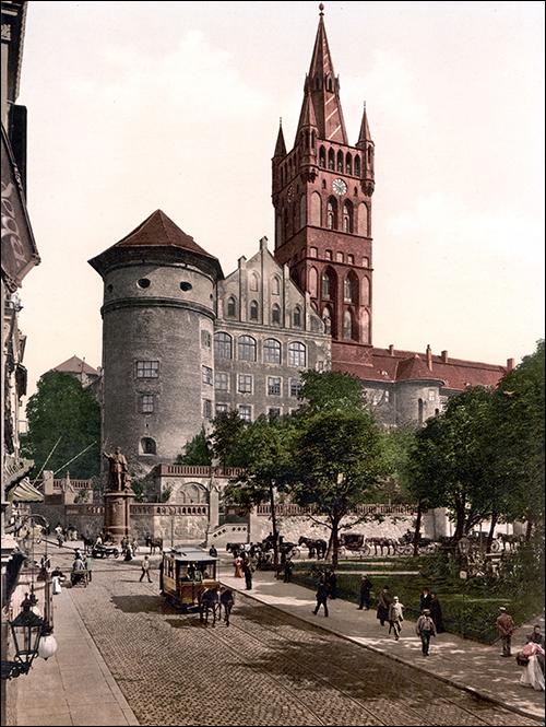 Kaliningrad (RF) – aneb Královec, založený českým králem Přemyslem Otakarem II.