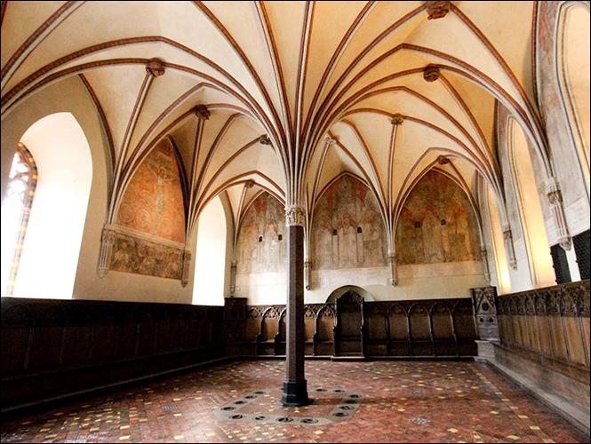 Malbork (PL) – křižácký hrad