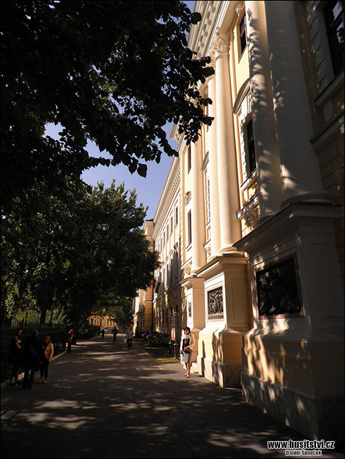 Debrecen (Debrecín, H) - ohnisko maďarského kalvinismu