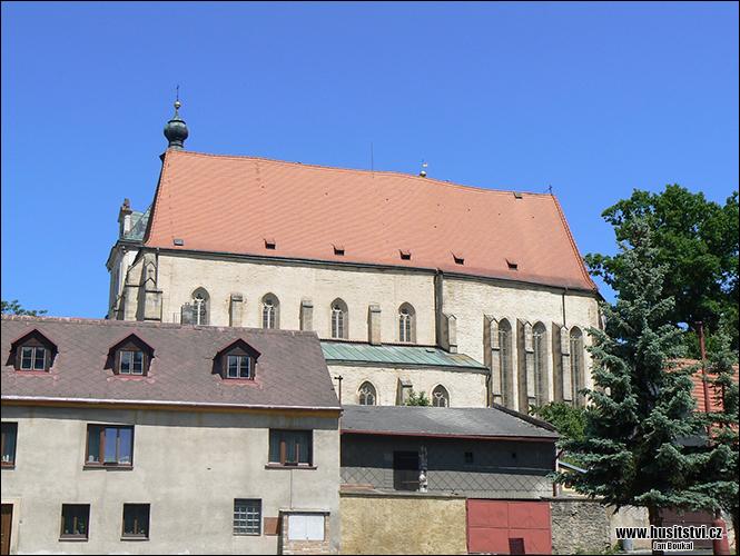 Žlutice - město husitského hejtmana Jakoubka z Vřesovic