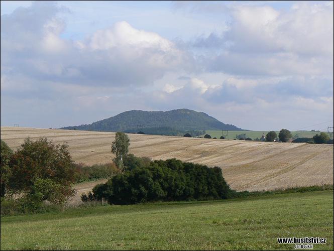 Vladař - kopec nedaleko Žlutic, který se stal synonymem Žižkova takticky brilantně provedeného ústupu