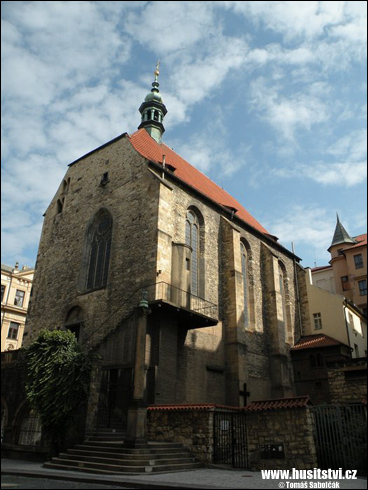 Praha, Na Zderaze (CČSH)
