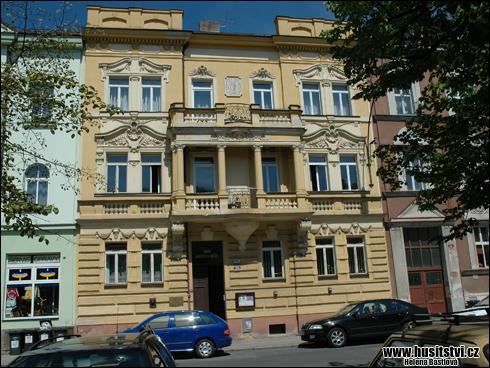 Plzeň - Mikulášské nám. (CČSH)