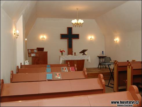 Kostelní Lhota (CČSH)