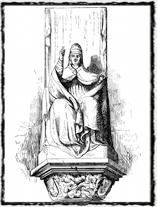 Kardinál Odo Colonna se stal roku 1417 po dlouhé době znovu jedinou hlavou křesťanstva jakožto Martin V. Copyright https://upload.wikimedia.org