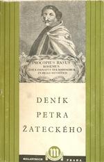Deník Petra Žateckého