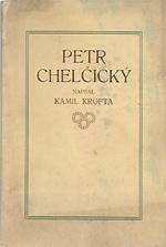 Krofta Kamil - Petr Chelčický