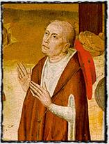 Mikuláš Kusánský (zdroj: Wikipedie).