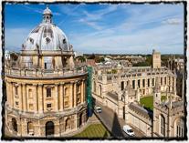 Oxfordská univerzita.