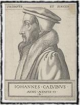 Jan Kalvín (zdroj: Wikipedie).