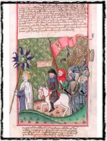 Jenský kodex - Jan Žižka v čele vojsk